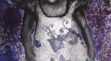 Melinda ve Gece, Kağıt Üzerine Mürekkep, 50-30 cm, 2012
