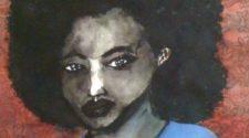 Afrika'nın Renkleri, Kağıt Üzerine Mürekkep, 65-50cm, 2012