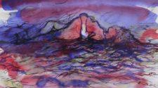 Rüyadaym, Kağıt Üzerine Karışık Teknik, 24-32 cm, 2012
